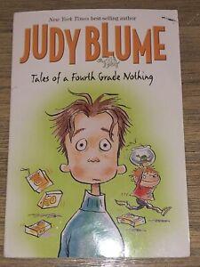 Contes d'une quatrième année RIEN par Judy Blume 2002 broché