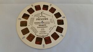Vintage-View-Master-Reel-PREVIEWS-Entertainment-Excellent-Take-A-Look