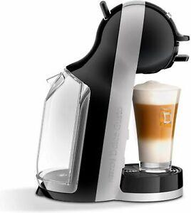 NESCAFE Dolce Gusto KRUPS KP123B40 Mini Me Coffee Machine *AUTOMATIC* Black/Grey