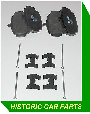 Brake Pad RETAINING CLIPS /& SPLIT PINS for Vauxhall Cresta PB Series 1962-65