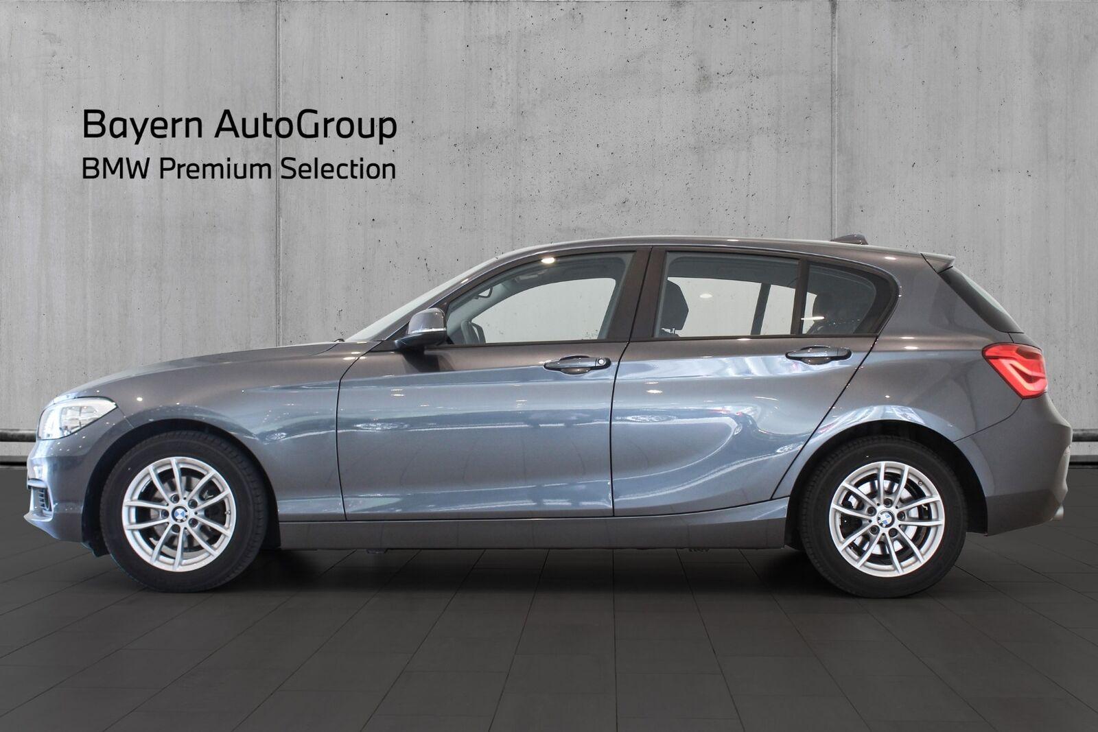 BMW 118d 2,0 Connected aut.