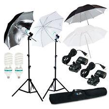 4 x 33'' Photo Studio Lighting Umbrellas Camera Video Photography Light Lamp