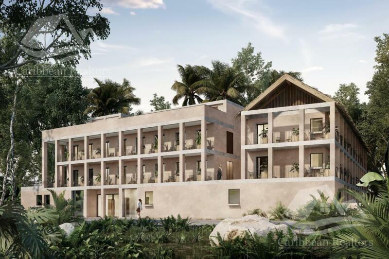 Departamento en Venta en Tulum Riviera Maya Aldea Zama