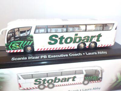 Atlas de la Oxford-Cast autobús Scania Irizar pb-Eddie Stobart 1//76