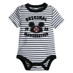 3add0b71ba2 Disney Store Mickey Mouse Mouseketeer Baby Outfit Size 0 3 6 9 12 18 ...