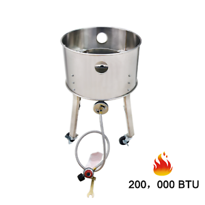 Stainless-Steel-Outdoor-Camping-Cooking-Stove-Single-Burner-Stove-BBQ-Gas-Cooker