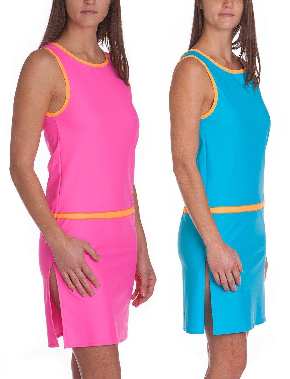 IQ UV 300 TUNIKA DaMänner Sommerkleid UV Schutz UV Kleid für DaMänner (655122) NEU