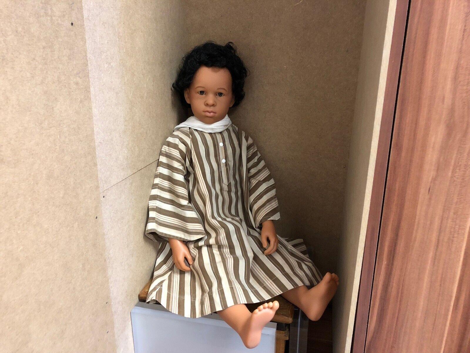 John nissen muñeca de vinilo 70 cm. top estado
