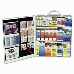 Pac-kit Industrial Station First Aid Kit, 440 Items, Metal Case (PKT6155)