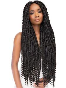Passion Twist Crochet Braid 24 Nala Tress Janet Collection 1