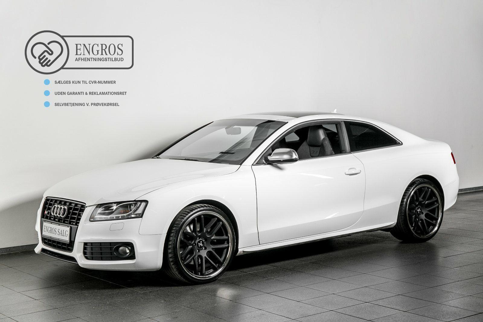 Audi S5 4,2 FSi Coupé quattro Tiptr. 2d