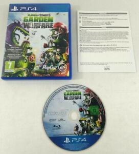 Jeu-Playstation-4-PS4-VF-Plants-vs-Zombies-Garden-Warfare-Envoi-rapide-et-suivi