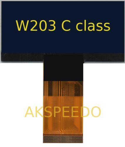 Mercedes C class W203 Pixel Repair replacement LCD screen