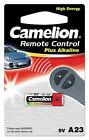 10 Pcs. Camelion A27 Alkali Battery 12 V BLISTER of 5 Remote Lr27a 10x
