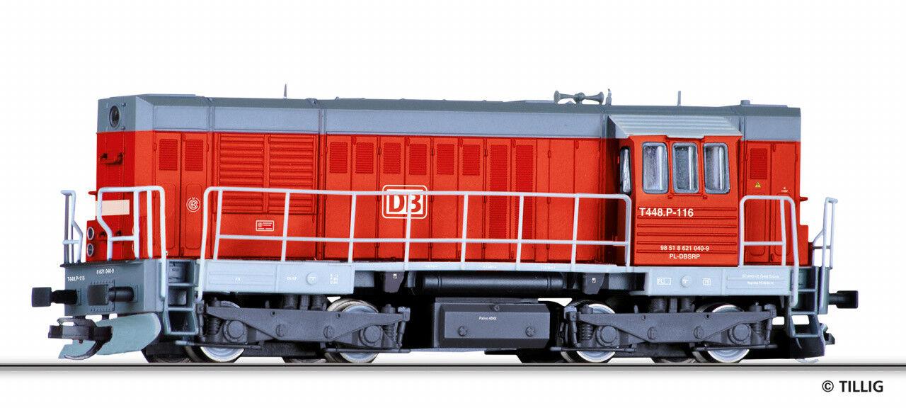 Tt dieselok T 488p   620 DB Schenker Rail Polska ep.vi tilling 02754 neu ¡Tt dieselok T 488p   620 DB Schenker Rail Polska ep.vi tilling 02754 neu