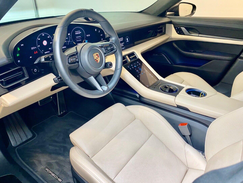 Porsche – Taycan Turbo
