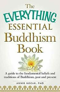 Everything-Essential-Buddhism-Book-A-Guide-to-the-Fundamental-Belief-ExLibrary