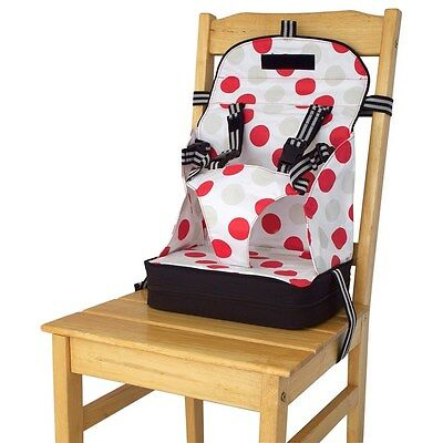 Polar Gear Babies Childs Travel Booster Seat for Dining Chair Table
