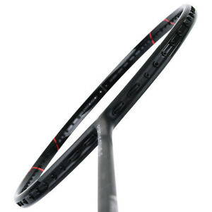 Mizuno-Badminton-Racket-FORTIUS-TOUR-F-Black-Racquet-String-Smashing-4UG5