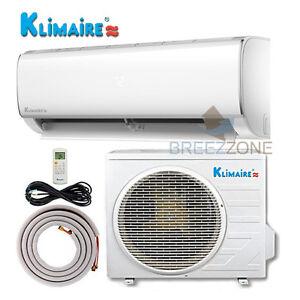 1-Ton-12-000-16-SEER-Inverter-Ductless-Split-Air-Condtioner-Heat-Pump-15ft-Kit