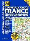 AA Glovebox Atlas France by AA Publishing (Spiral bound, 2016)
