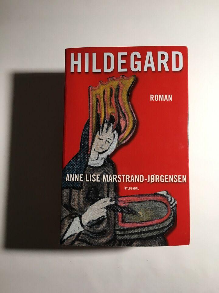 SOLGT Hildegard, Anne Lise Marstrand-Jørgensen, genre: