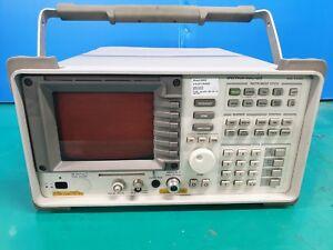Agilent-8595E-Spectrum-Analyzer-6-5GHz-Defected-4485