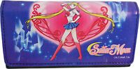 Sailor Moon Heart Long Wallet Anime W/ Tag Officially Licensed Ge Animaiton