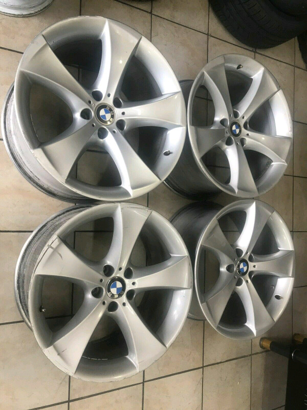 20 INCH BMW X5 and X6 OEM Rims