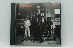 The Time : Self Titled CD Album - Morris Day - Prince - Minneapolis Funk - HTF