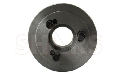 """6/"""" D1-4 Back Plate For 6/"""" 3 and 6 Jaw Zero-Set Lathe Chucks Need Machine D1"""