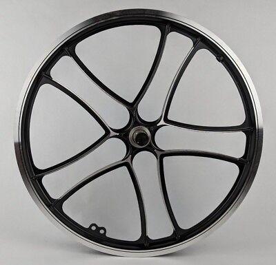 "20/"" Front Mag Alloy Wheel Old School Cruiser Lowrider Trike Bike BMX Bicycle"