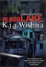 Blood Lake: A Filomena Buscarsela Mystery-ExLibrary