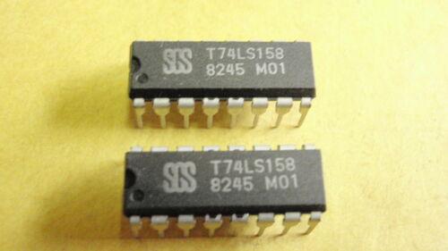 IC bloc de construction 74ls158 2x 20934-186