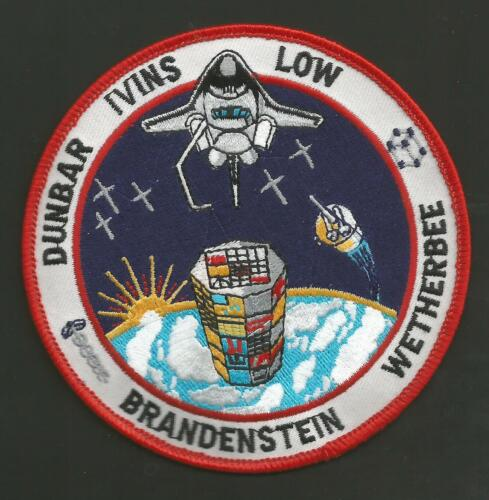 Colombie Sts-32 Space Patch 10.2cm