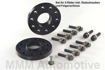 Radschrauben H/&R SPURVERBREITERUNG mit ABE 40mm für Audi A5 inkl Felgenschloß