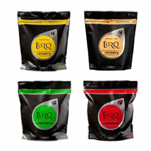1.5kg Exercise Recovery Drink With Protein Workout Torq Post Cycling