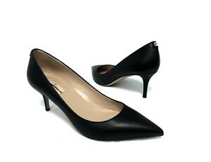 Valentino-Rockstud-Black-Leather-Kitten-Heel-Pumps-Size-39-9-995-00-Sold-Out