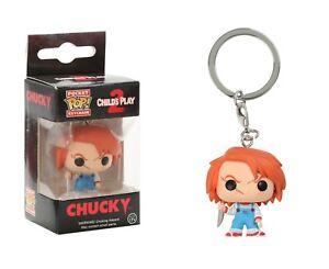 Funko-Pocket-Pop-Keychain-Child-039-s-Play-2-Chucky-Vinyl-Figure-Keychain-4868