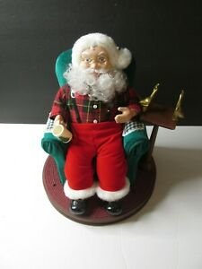 Nice Avon Read Me A Story Animated Santa Clause No Books Or Accessories