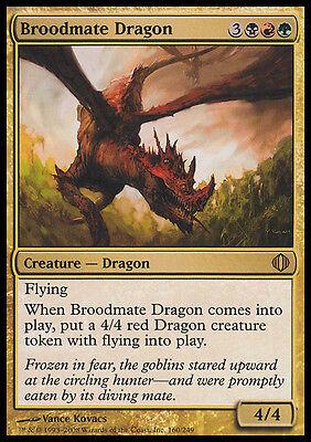 Magic: the Gathering Drago Esplosivo Flameblast Dragon Shards of Alara