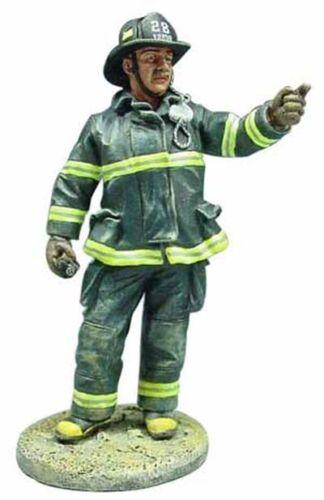 DEL PRADO Firefighter NY City 2001 Firefighters of the World 1:32 HJ003