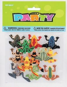 TROPICAL-FROGS-PACK-OF-12-BIRTHDAY-PARTY-LOOT-BAG-FILLER-BIRTHDAY-PARTY-FAVORS