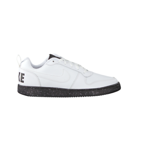 size 40 3be0e 09c63 Image is loading Mens-NIKE-COURT-BOROUGH-LOW-SE-White-Trainers-