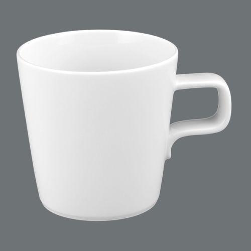 Seltmann Weiden No Limits Uni Weiss Becher mit Henkel 0,30 Liter Kaffeebecher