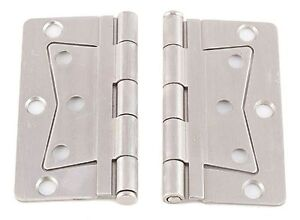 Mobile Home Rv Interior Butterfly Stainless Steel Hinge