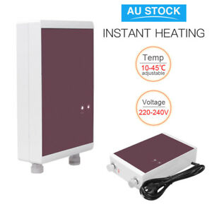 Instant-Electric-Water-Heater-Caravan-Bath-Shower-Tap-Faucet-Hot-Water-System