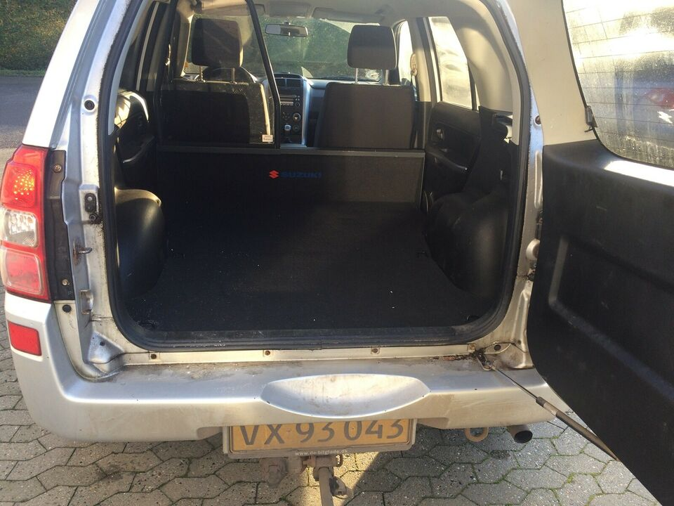 Suzuki, Grand Vitara, 2,0 GLX Van