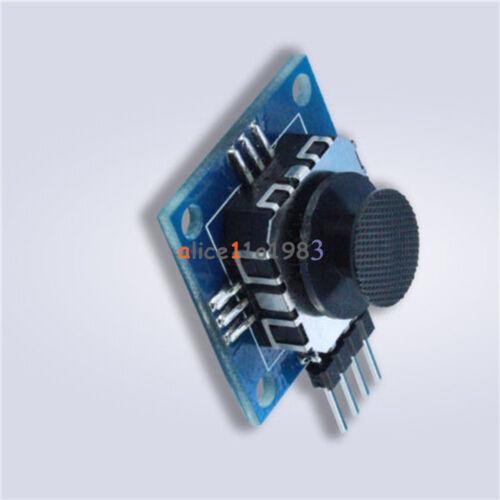 Nuevo Psp De 2 Ejes Analógico pulgar Juego Joystick módulo 3v-5v Para Arduino Psp