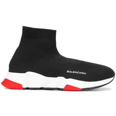 Balenciaga Speed Sneakers Black \u0026 Red